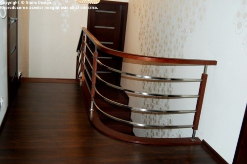 Scara din lemn - SD 39 STAIRS DESIGN - Poza 1