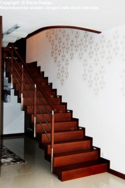 Scara din lemn - SD 39 STAIRS DESIGN - Poza 2