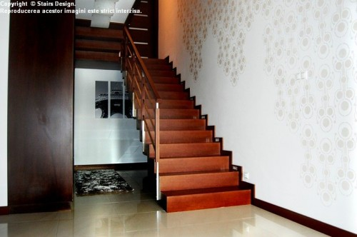 Scara din lemn - SD 39 STAIRS DESIGN - Poza 3
