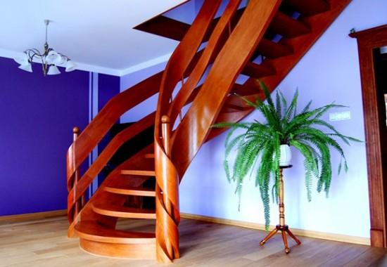 Scari, vanguri din lemn STAIRS DESIGN