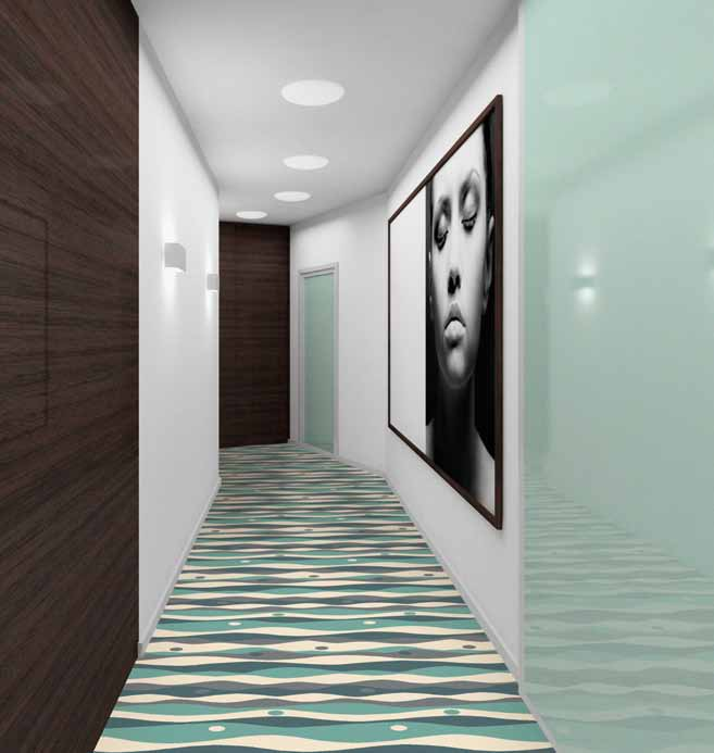 Mocheta personalizata - Hospitality Urban & Lounge - UL 003 CARUS - Poza 3