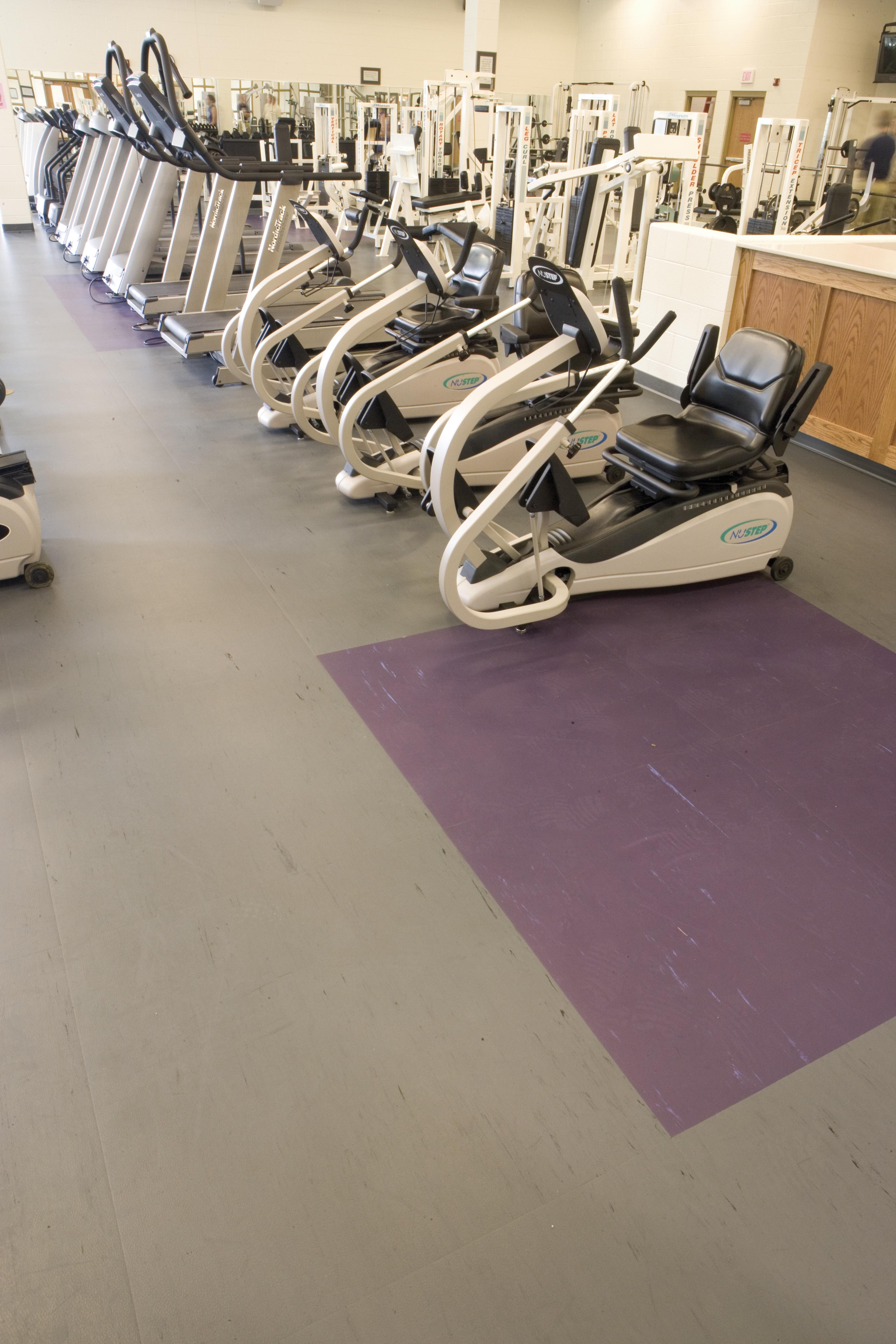 Pardoseala pentru sali de Fitness 5 MONDO - Poza 6