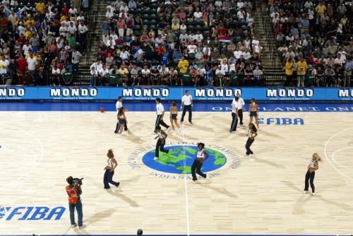 Covor de cauciuc pentru sali de sport MONDO - Poza 1