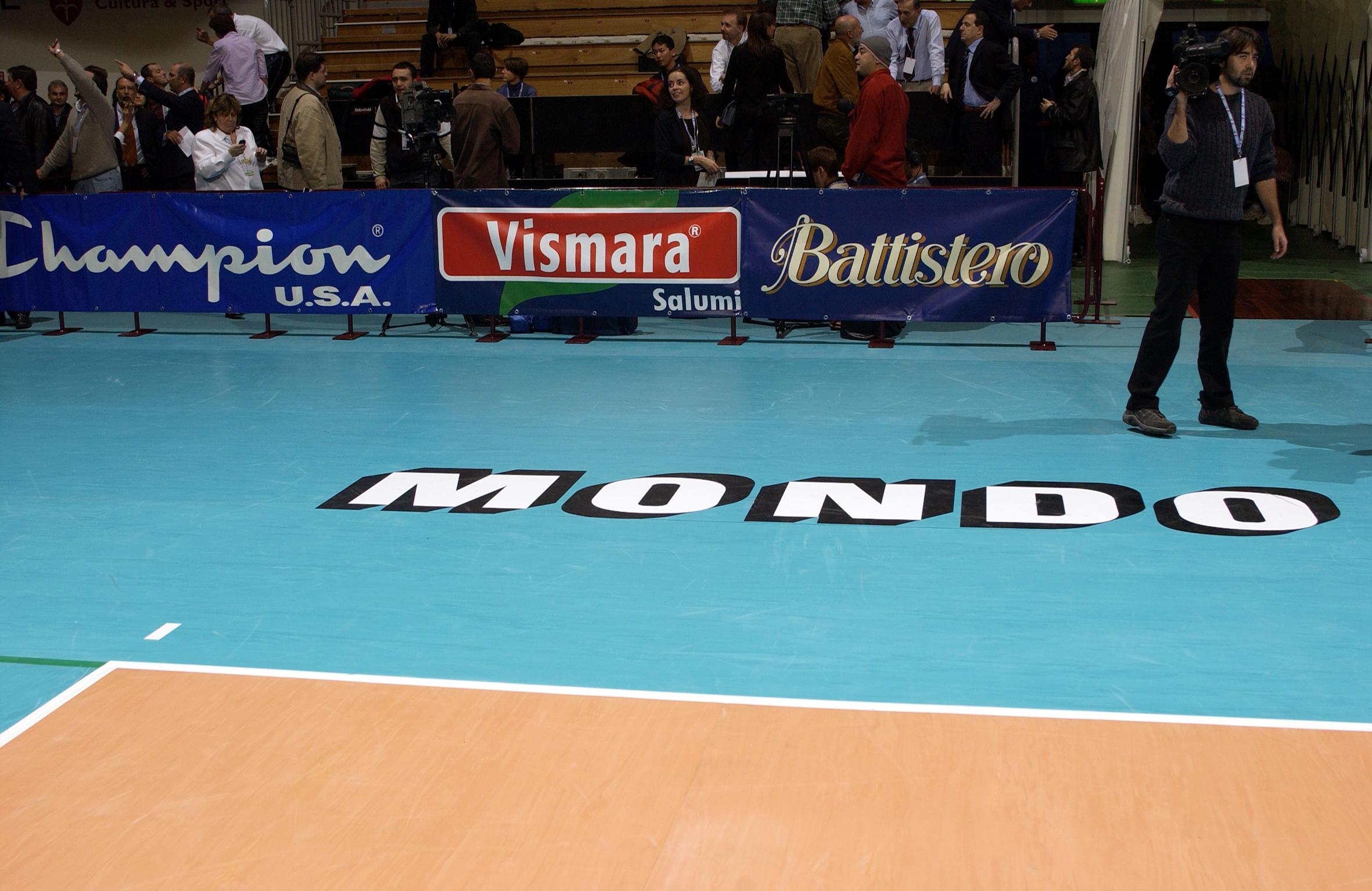 Pardoseala PVC pentru sali de sport MONDO - Poza 7