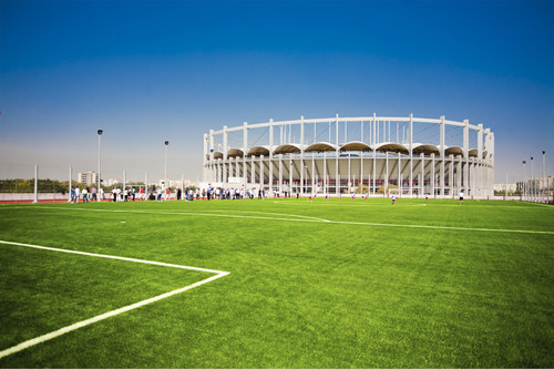 Gazon sintetic - National Arena Parking MONDO - Poza 11