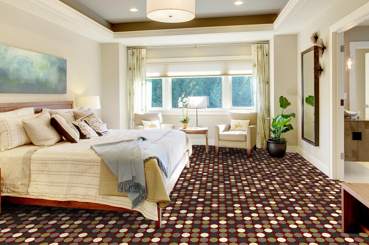 Mocheta personalizata - HOTEL ROOM - Design 43 - Decor 89 TAPIBEL - Poza 8