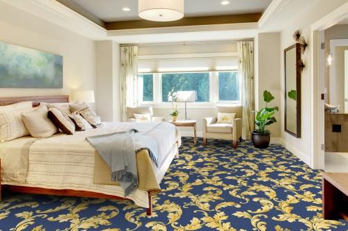 Mocheta personalizata - HOTEL ROOM - Design 47 - Decor 60 TAPIBEL - Poza 4