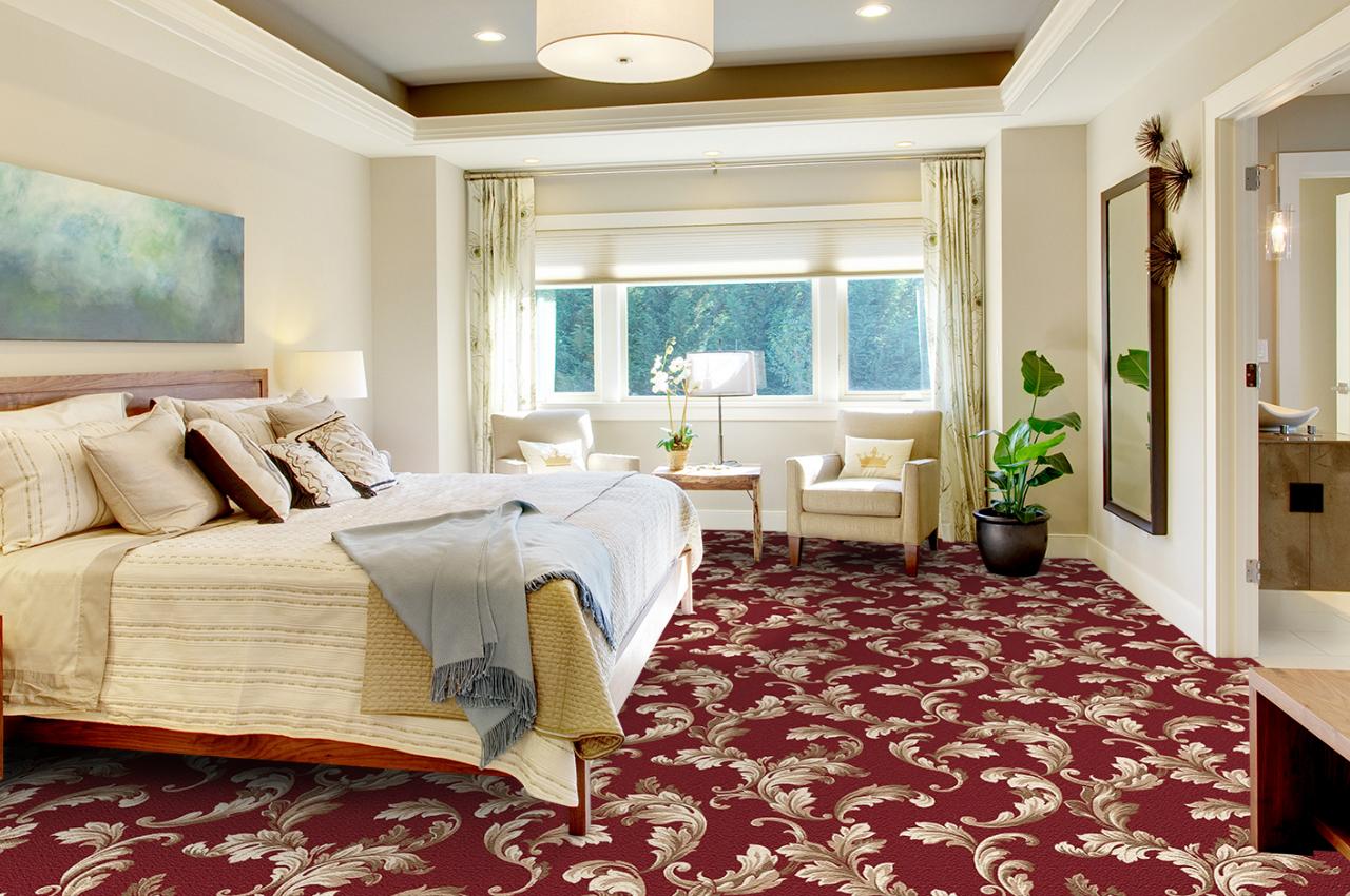 Mocheta personalizata - HOTEL ROOM - Design 47 - Decor 89 TAPIBEL - Poza 8