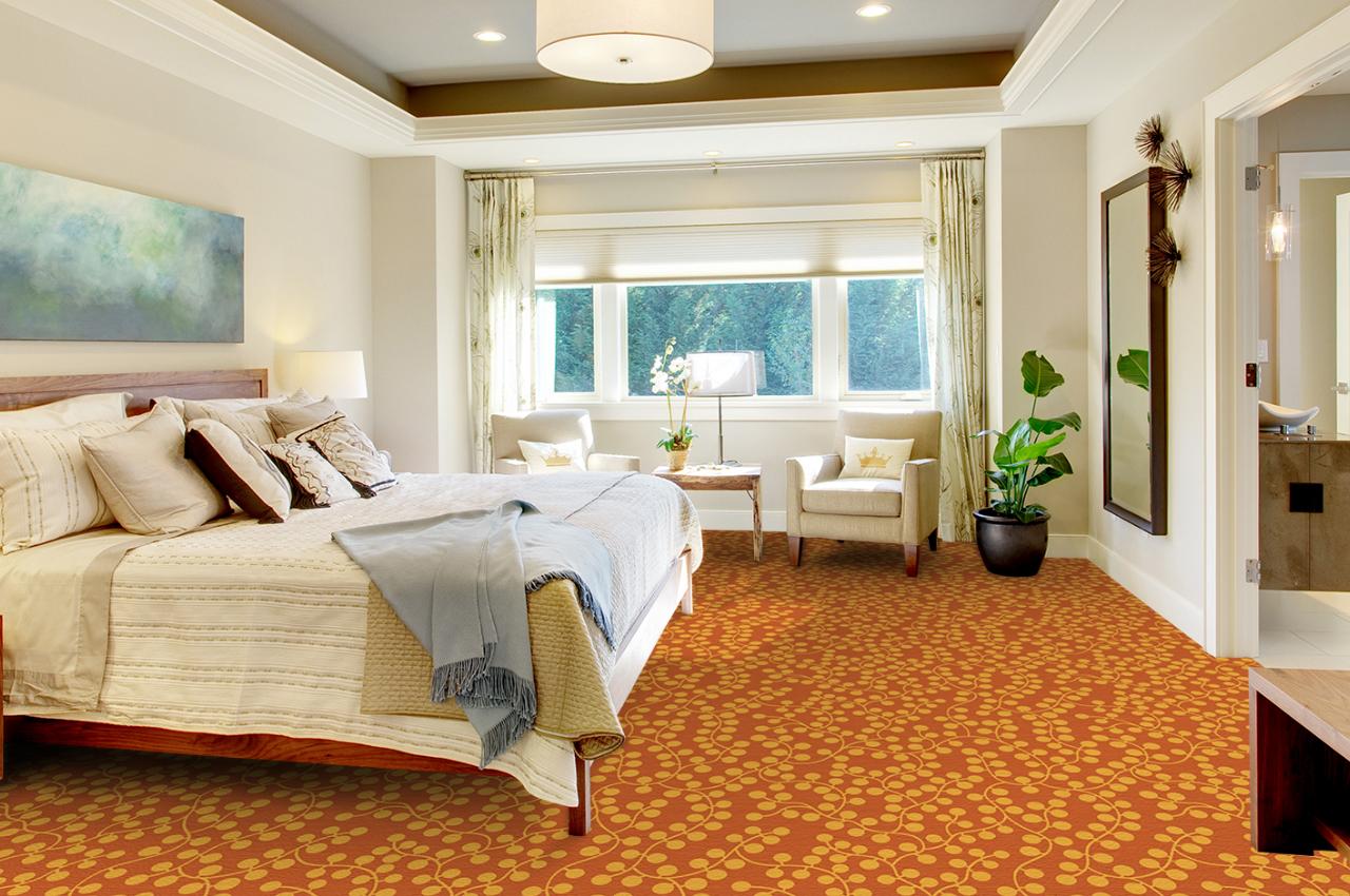 Mocheta personalizata - HOTEL ROOM - Design 53 - Decor 38 TAPIBEL - Poza 3