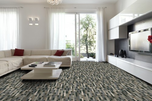Mocheta personalizata - LIVING ROOM - Design 40 - Decor 40 TAPIBEL - Poza 3
