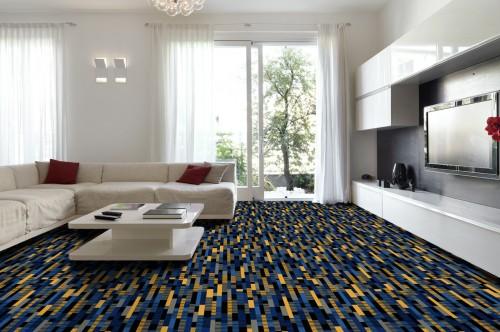 Mocheta personalizata - LIVING ROOM - Design 40 - Decor 60 TAPIBEL - Poza 4