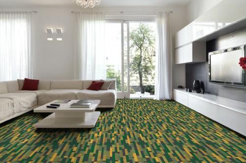 Mocheta personalizata - LIVING ROOM - Design 40 - Decor 70 TAPIBEL - Poza 5