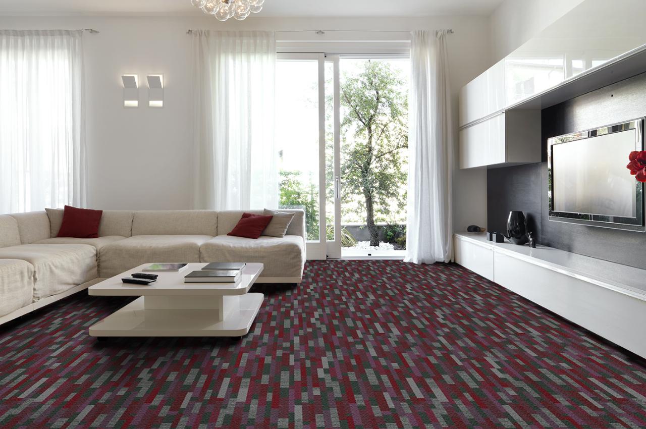 Mocheta personalizata - LIVING ROOM - Design 40 - Decor 84 TAPIBEL - Poza 6