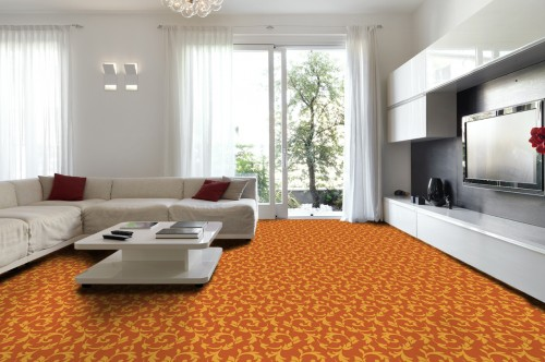 Mocheta personalizata - LIVING ROOM - Design 49 - Decor 38 TAPIBEL - Poza 3