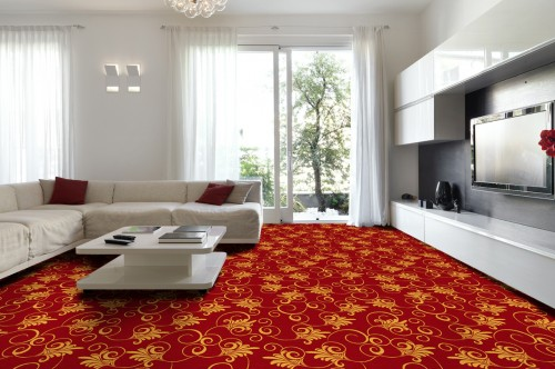 Mocheta personalizata - LIVING ROOM - Design 50 - Decor 80 TAPIBEL - Poza 6