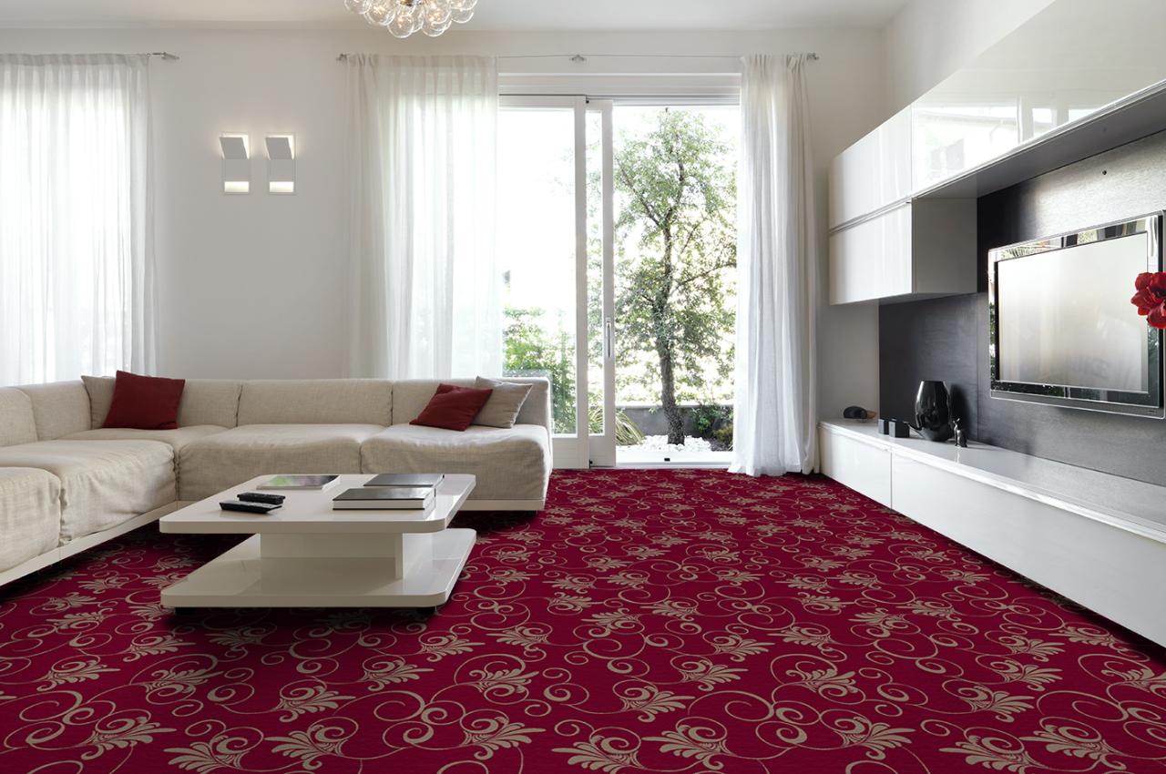 Mocheta personalizata - LIVING ROOM - Design 50 - Decor 89 TAPIBEL - Poza 8