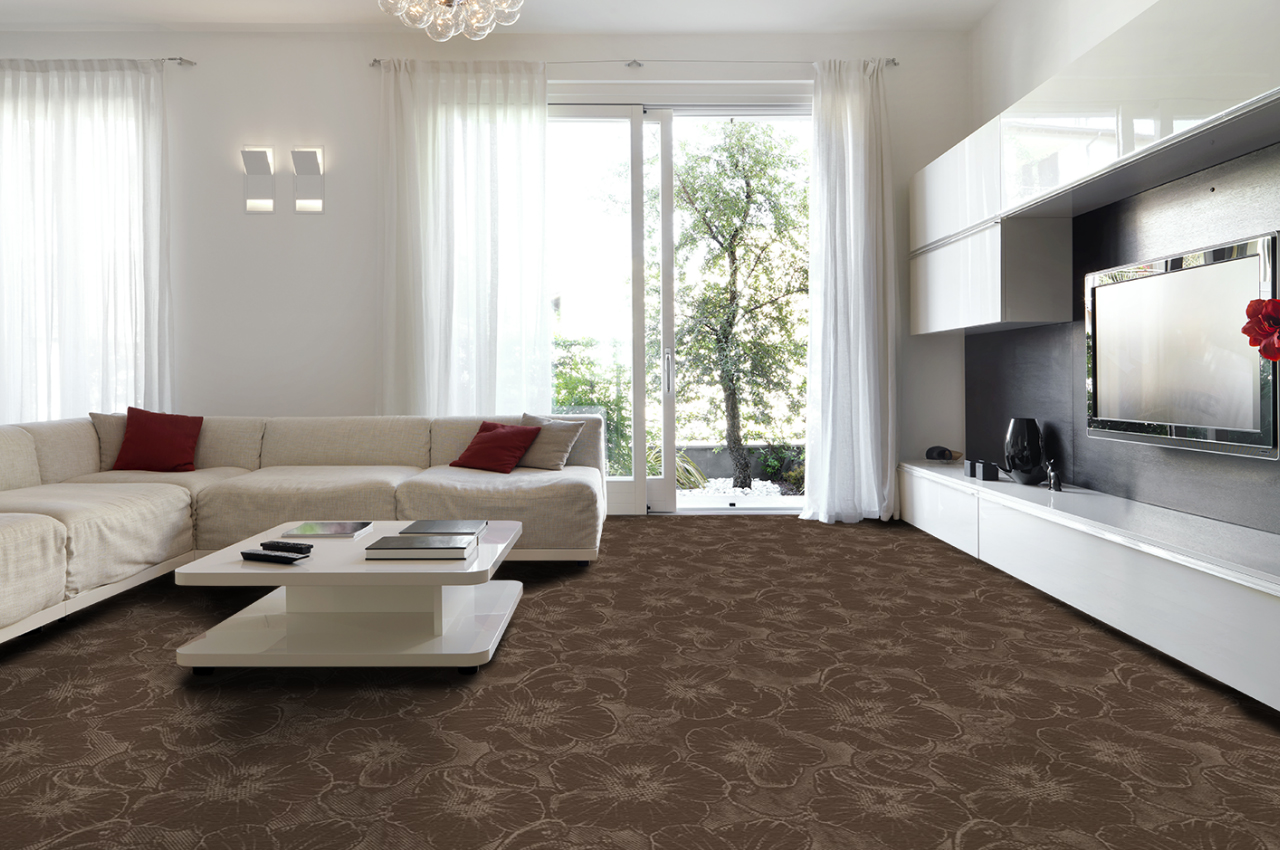 Mocheta personalizata - LIVING ROOM - Design 51 - Decor 30 TAPIBEL - Poza 3