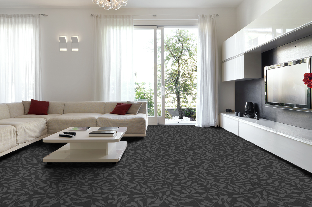 Mocheta personalizata - LIVING ROOM - Design 52 - Decor 40 TAPIBEL - Poza 4