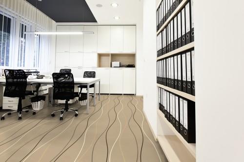 Mocheta personalizata - OFFICE - Design 37 - Decor 10 TAPIBEL - Poza 1