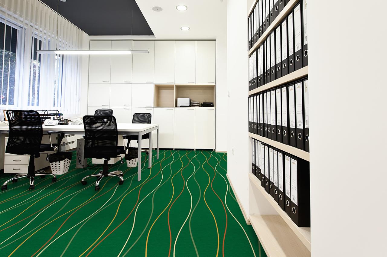 Mocheta personalizata - OFFICE - Design 37 - Decor 70 TAPIBEL - Poza 6