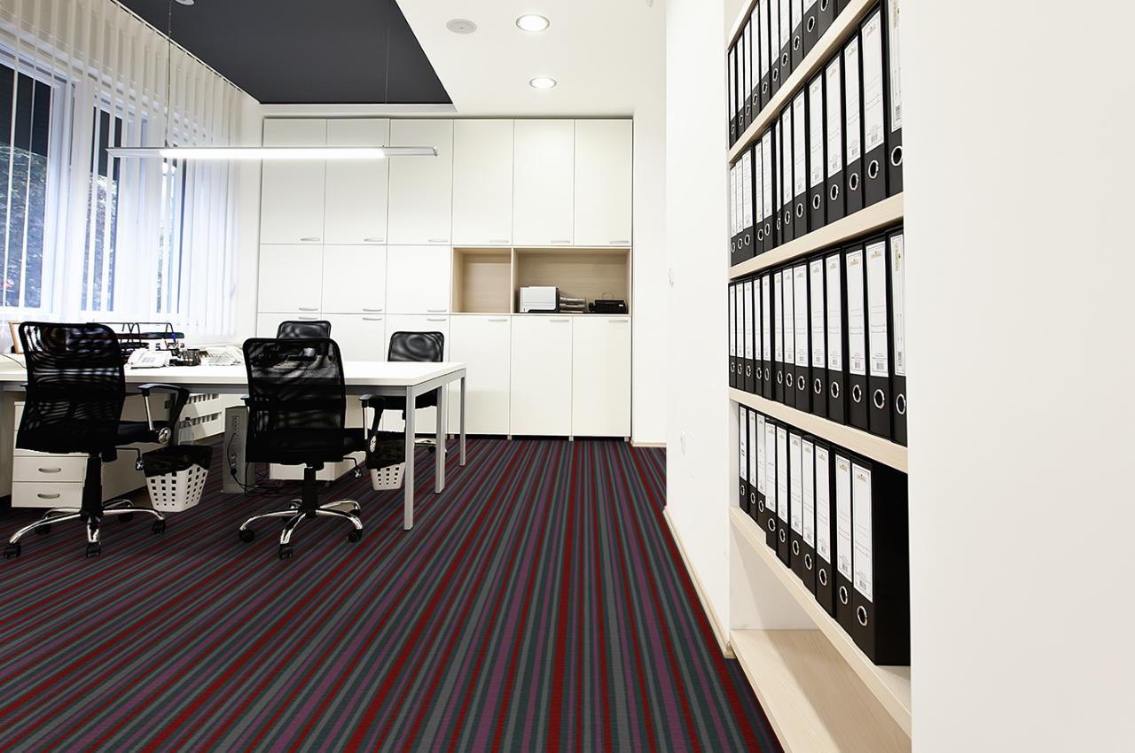 Mocheta personalizata - OFFICE - Design 38 - Decor 40 TAPIBEL - Poza 2