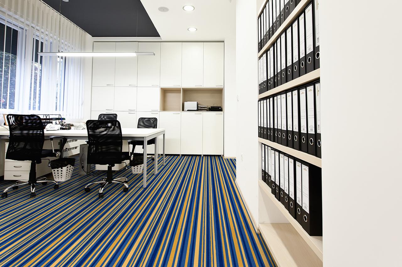 Mocheta personalizata - OFFICE - Design 38 - Decor 60 TAPIBEL - Poza 3
