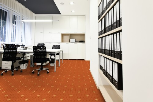 Mocheta personalizata - OFFICE - Design 46 - Decor 38 TAPIBEL - Poza 3