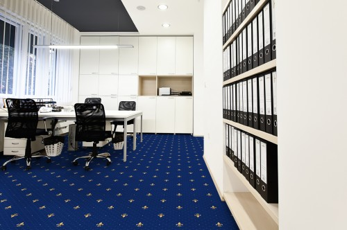 Mocheta personalizata - OFFICE - Design 46 - Decor 60 TAPIBEL - Poza 4