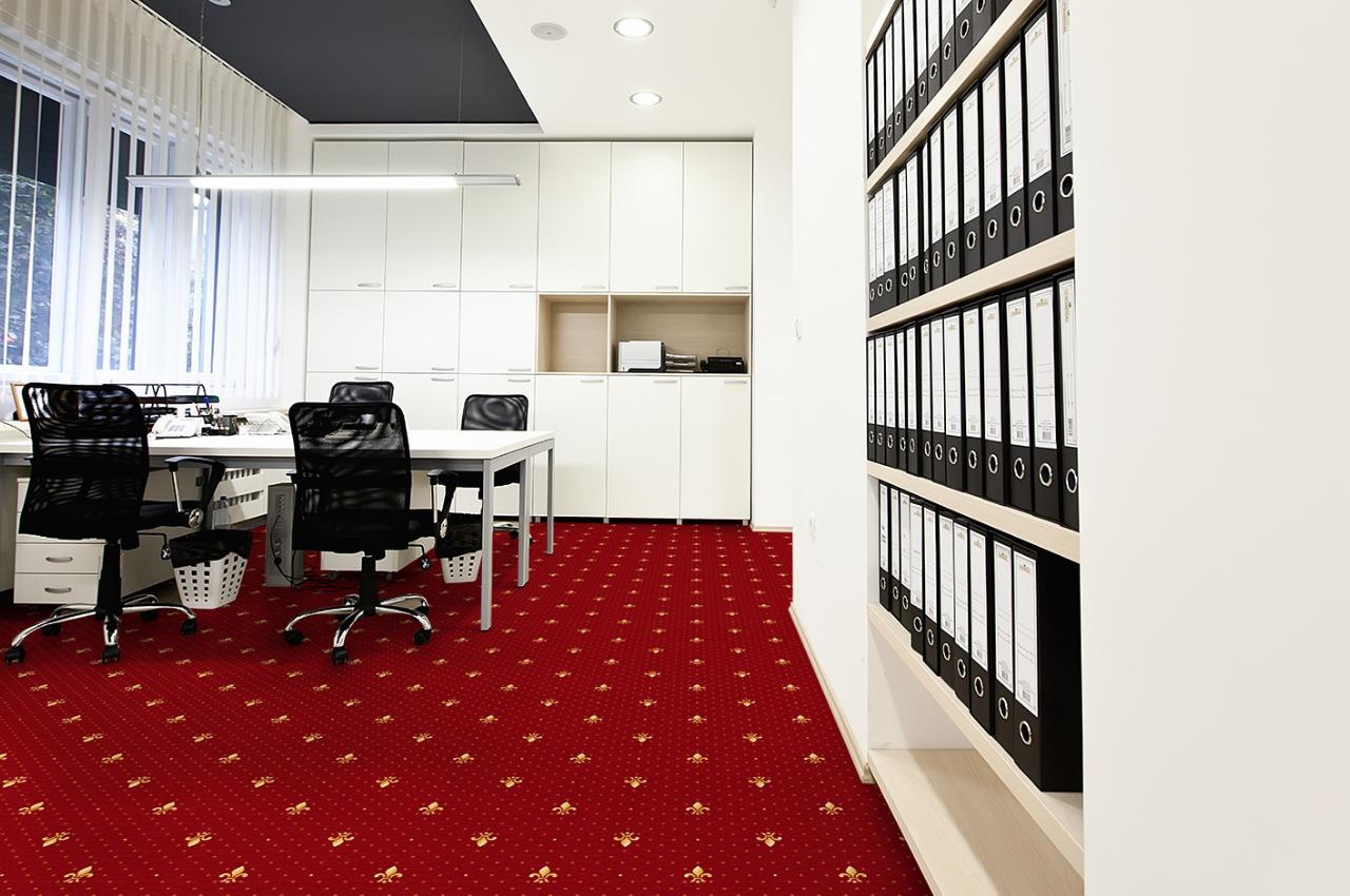 Mocheta personalizata - OFFICE - Design 46 - Decor 80 TAPIBEL - Poza 6