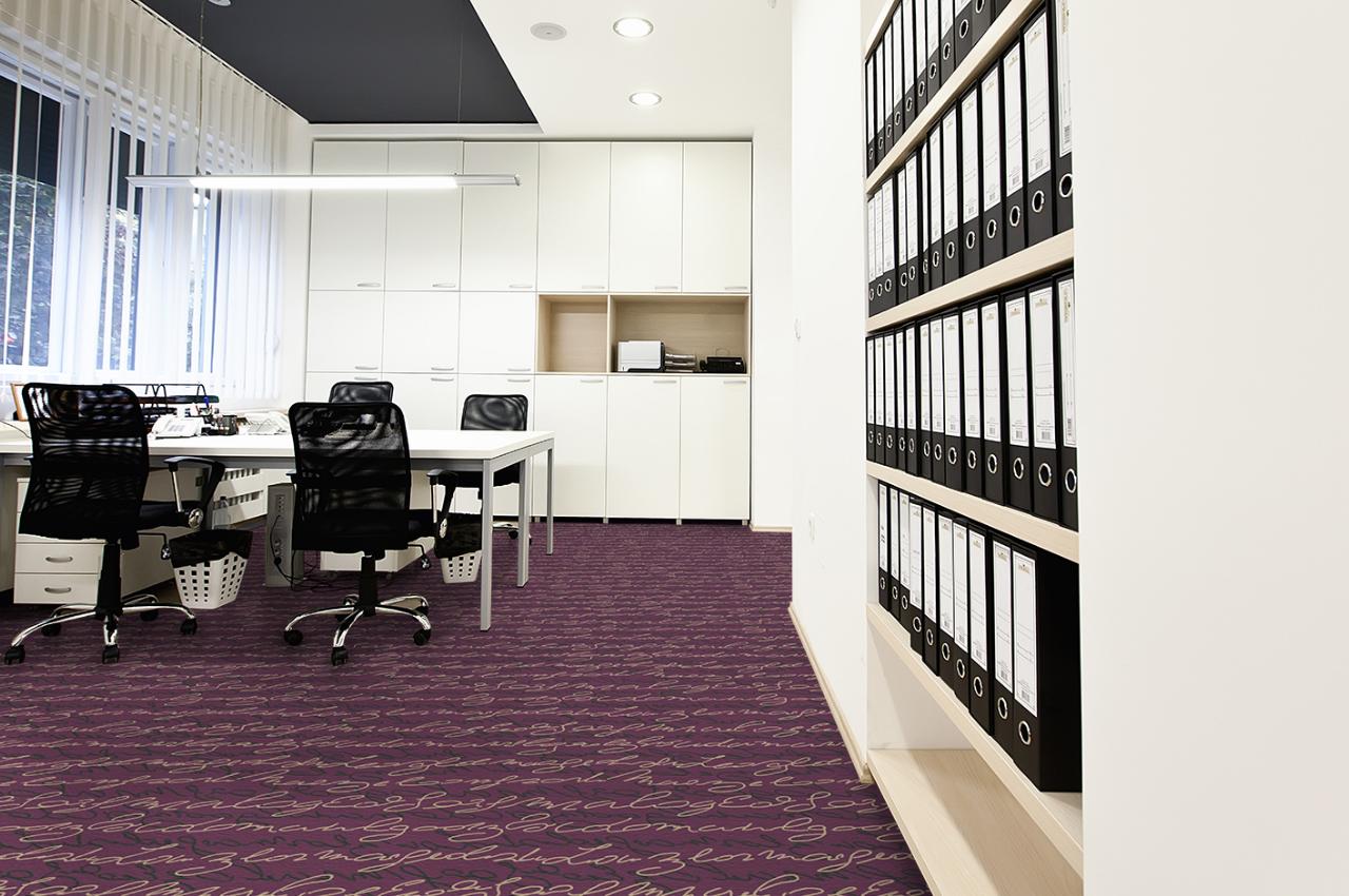 Mocheta personalizata - OFFICE - Design 55 - Decor 84 TAPIBEL - Poza 7