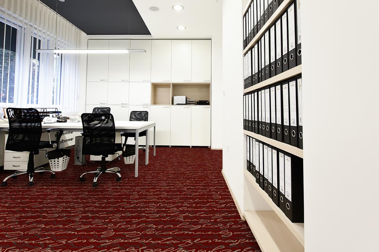 Mocheta personalizata - OFFICE - Design 55 - Decor 89 TAPIBEL - Poza 8