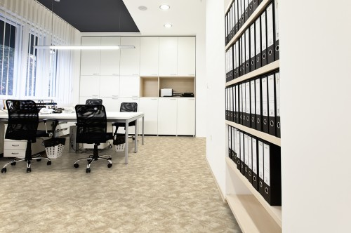 Mocheta personalizata - OFFICE - Design 56 - Decor 10 TAPIBEL - Poza 1