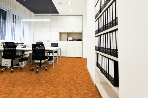 Mocheta personalizata - OFFICE - Design 56 - Decor 38 TAPIBEL - Poza 4