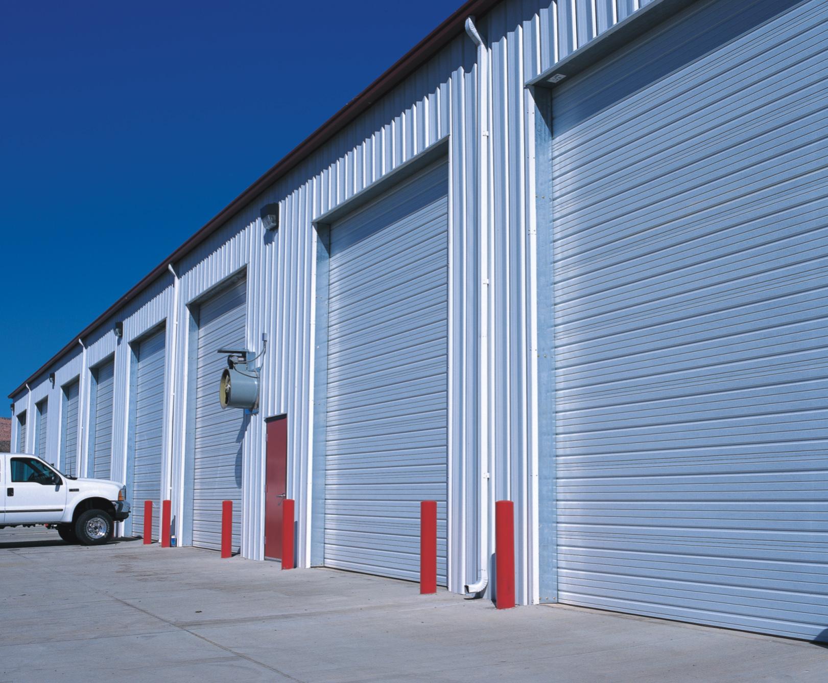 Usi de garaj sectionale industriale KONDOR - Poza 1