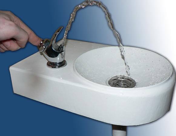 Fantana pentru baut apa montaj pe perete - A1 ADCRIST - Poza 1