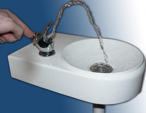 Prezentare produs Fantana pentru baut apa montaj pe perete - A1 ADCRIST - Poza 1