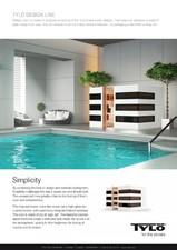 Sauna de lux - New TYLO