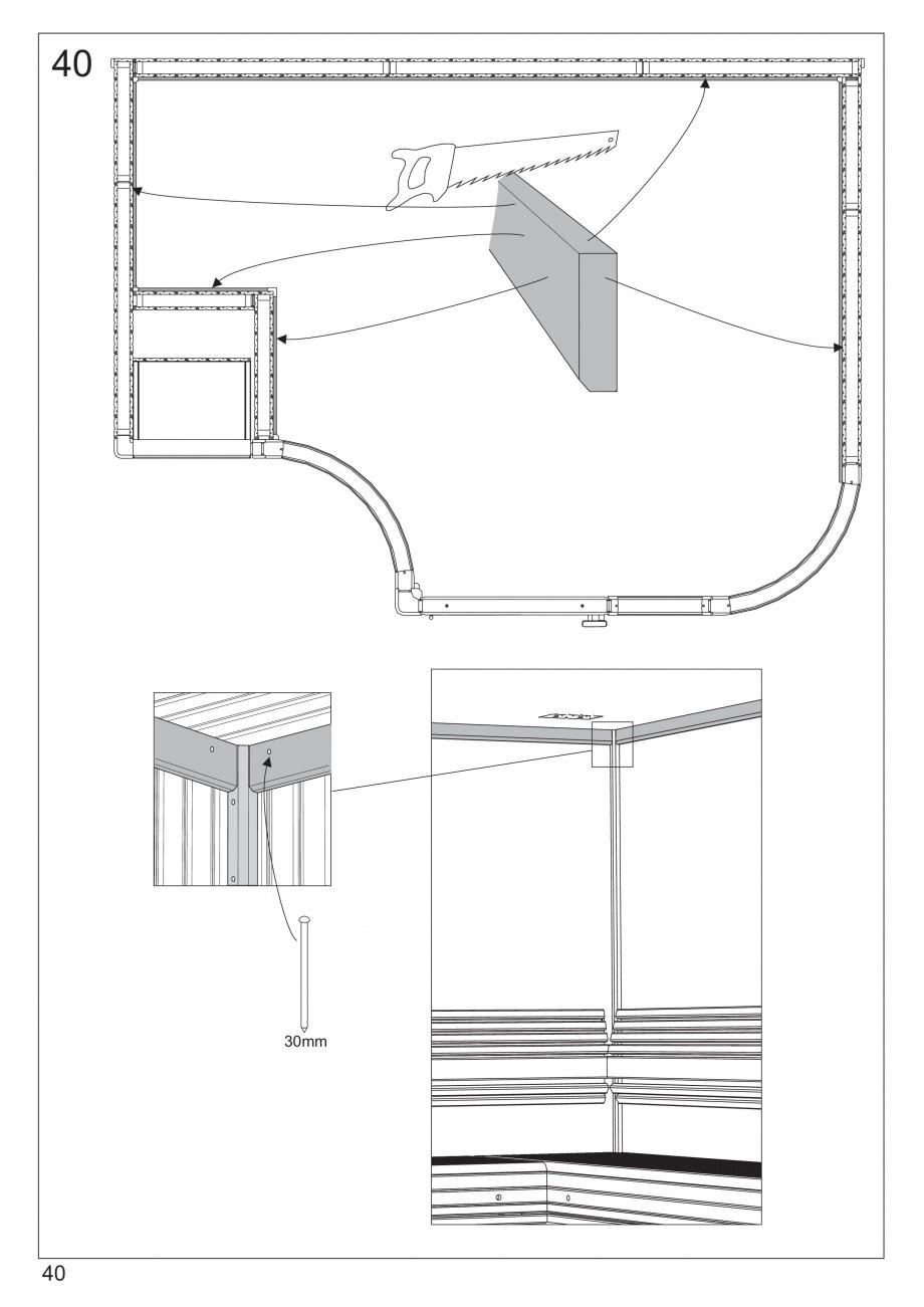 instructiuni montaj  utilizare sauna de lux vital vision