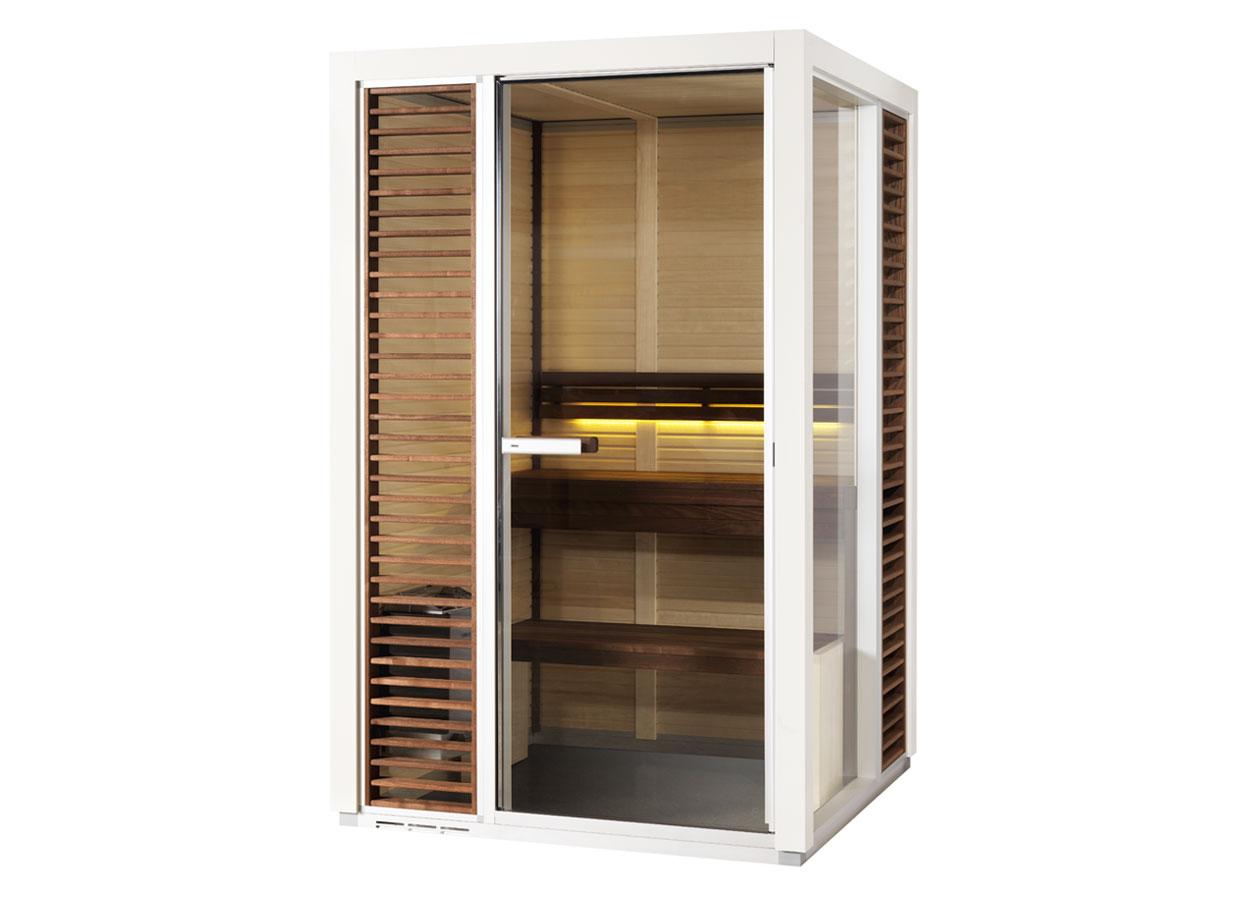 Sauna traditionala cu inserti de sticla TYLO - Poza 6