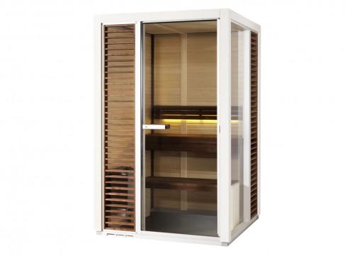 Prezentare produs Sauna traditionala cu inserti de sticla TYLO - Poza 6