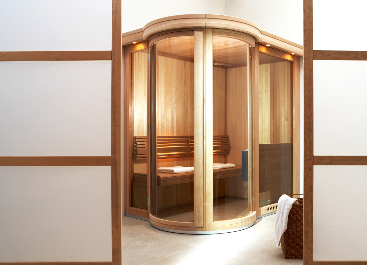 Sauna de lux TYLO - Poza 1