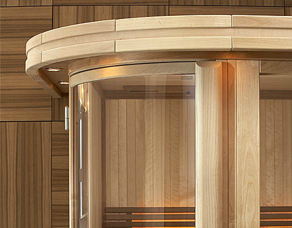 Sauna de lux TYLO - Poza 3