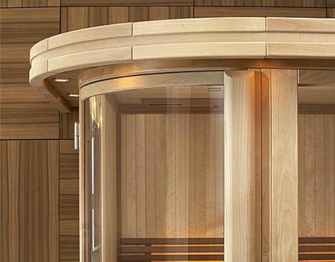Prezentare produs Sauna de lux TYLO - Poza 3