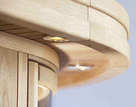 Prezentare produs Sauna de lux TYLO - Poza 2