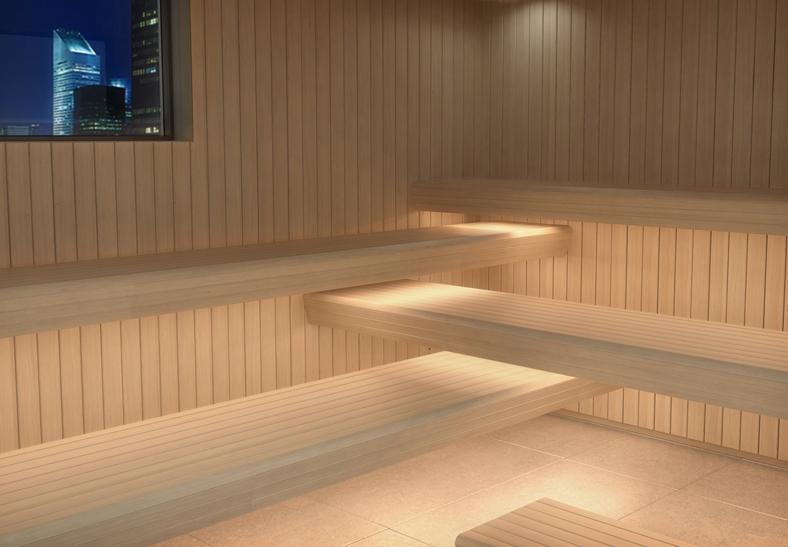 Sauna de lux - mixta TYLO - Poza 4