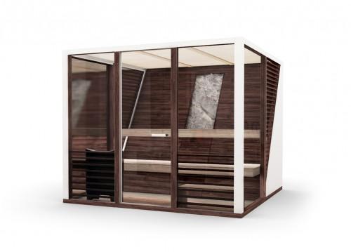Prezentare produs Sauna de lux - mixta TYLO - Poza 2