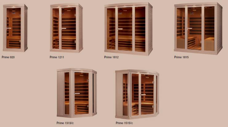 Saune cu infrarosu TYLO - Poza 5