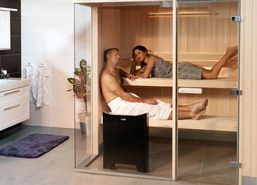 Prezentare produs Sauna traditionala (uscata) TYLO - Poza 3