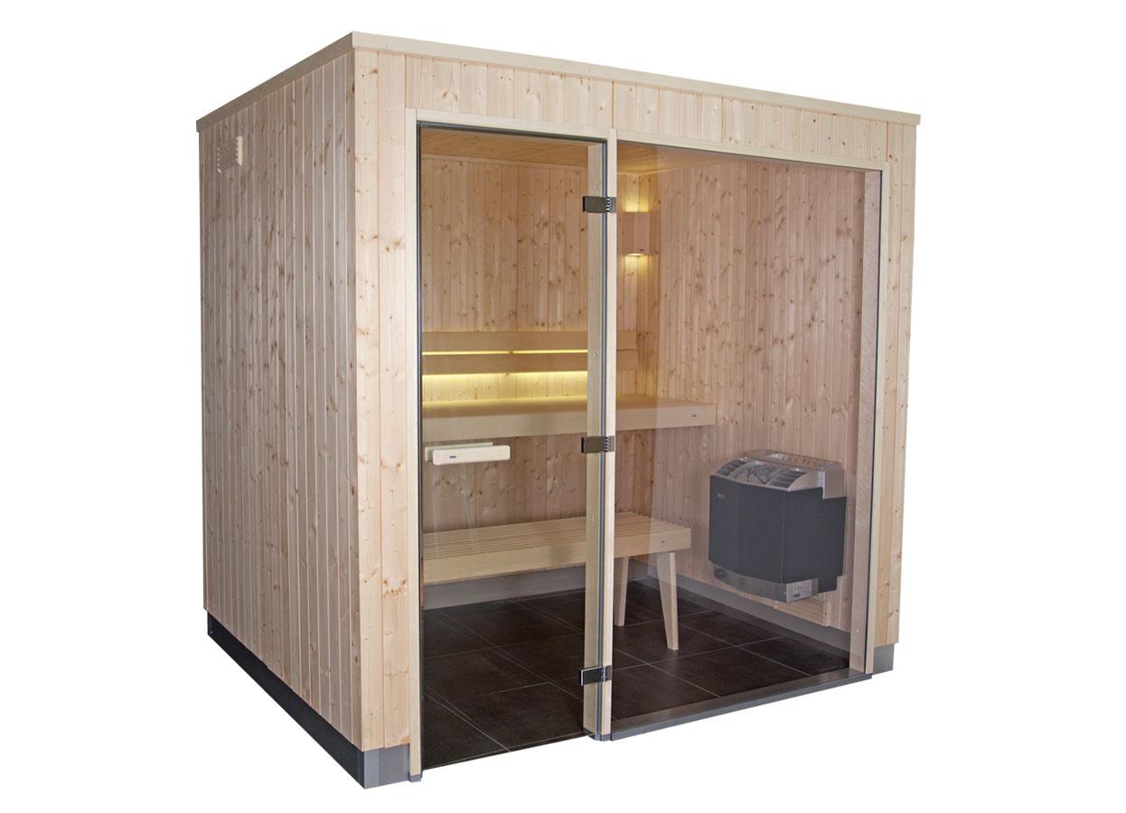 Sauna traditionala (uscata) TYLO - Poza 1