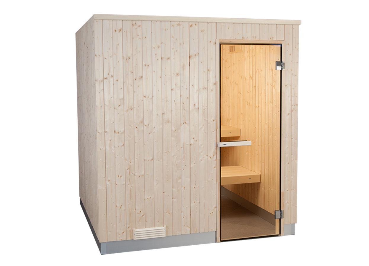 Sauna traditionala (uscata) TYLO - Poza 2